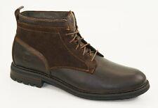 Timberland Heritage Flatirons Chukka Boots tg. 44 US 10 Scarpe da Uomo Nuovo