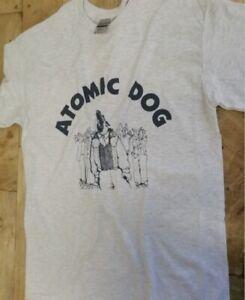 Atomic Dog T Shirt Electro Funk Music George Clinton Funkadelic Parliament W106