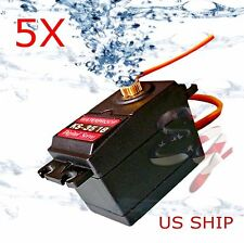 5X K2 Waterproof High Torque Metal Gear RC Servo motor airplane helicopter boat