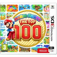Mario Party The Top 100 Video Game Nintendo 3ds
