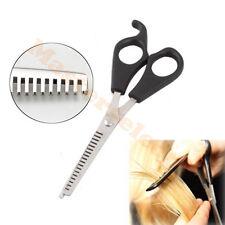 Ciseaux à désépaissir effileur effiler pour cheveux de coiffure coiffeur 170mm