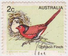 Birds Australian Postal Stamps by Type