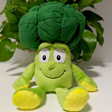 Goodness Gang Fruit Veg Broccoli Green Cabbage Soft Plush Toy Christmas gift