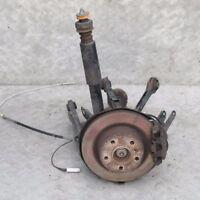 BMW 1 Lui E81 118d N47 143PS Set Ammortizzatore Cuscinetto Perno Posteriore Rech