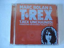 CD:Marc Bolan & T.REX: Unchained Volume 5 1974 SLADE SWEET Suzi Quatro G.GLITTER