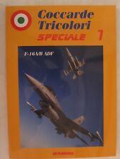 F-16 A/B ADF - (Coccarde Tricolori Speciale) (Italian and English Edition)