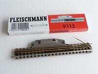 FLEISCHMANN PICCOLO RAIL PROFI DE DECOUPLEMENT ELECTRIQUE REF 9112