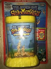 Amazing! Live Sea Monkeys  Grow Your Own! Colors May Vary
