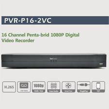 DigitalVideo Recorder 16 Channel Penta-brid 1080P Digital Video Recorder H.265+