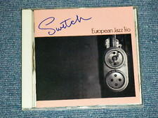 EUROPEAN JAZZ TRIO Japan 1991 NM CD SWITCH