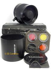 Tamron Adaptall AD2 500mm F8 Reflex Teleobiettivo Specchio LENS 55bb * OTTIMO *