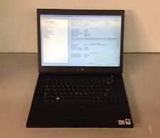 "Dell Latitude E6500 15.4"" Laptop Notebook C2D 2.53 GhZ 4GB RAM No HDD No AC Adap"