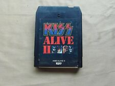 Kiss Alive II Volume 1 8 Track Tape 1977 Casablanca # NBL8-7076