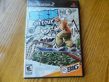 Ssx On Tour Ps2 PlayStation 2 Snowboarding Skiing Video Game