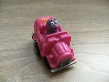 Shaky Happy Meal toy Grimace in car vintage 1992 super cute!!! McDonald's