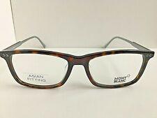 New MONTBLANC MB 615-F 052 55mm Asian Fitting Men's Eyeglasses Frame Italy #5