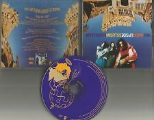 MYSTIDIOUS MISFITSS  Upside down RARE DIGGA MIX PROMO DJ CD Single Misfits 1995