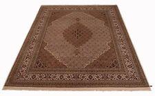 Tabriz Mahi fein 306 x 240 cm Orientteppich handgeknüpft Schurwolle/ Seide, Neu