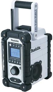 Makita XRM02W-R 18V LXT Li‑Ion Cordless Job Site Radio