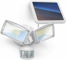 Home Zone Security Motion Security Light, Solar Powered, 6000K, 900lum. Es00726V