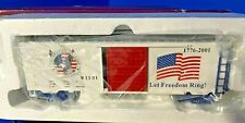 MTH PREMIER AMERICAN FREEDOM 40' BOX CAR 20-93092 O SCALE