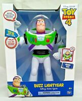 Toy Story 4 BUZZ LIGHTYEAR Talking Action Figure 20 Phrases New Disney Pixar #2