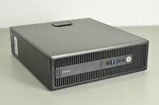 HP EliteDesk 705 G3 AMD A6-8570 3.5GHz 8GB 256GB SSD Win 10 SFF PC