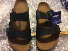 BIRKENSTOCK ARIZONA BIRKO-FLOR BLACK WOMEN'S U.S.11M(NORMAL)EU 42(5500)