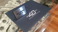 Master Replicas  Star Trek U.S.S. Enterprise plaque & COA