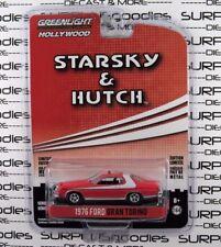 GREENLIGHT 1:64 Hollywood R18 Starsky & Hutch 1976 FORD GRAN TORINO Police Car