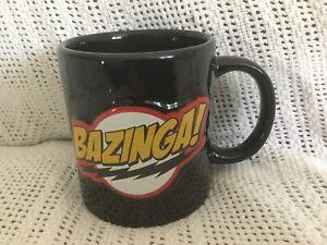 Bazinga Coffee Mug (The Big Bang Theory)