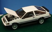Aoshima 1/24 The Model Car Kit Toyota AE86 Corolla Levin GT-Apex w/4A-GE Engine