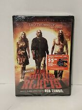 The Devil's Rejects 2005 2 DVD SET Unrated Director's Cut Rob Zombie NEW SEALED