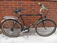 Velo Schauff Djungle 52 cm MTB bike Tange oversize 32 Germany Alesa 80's