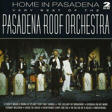 The Pasadena Roof Orchestra - Home In Pasadena: The Very Best Of The P (NEW 2CD)