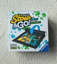 """Roll Up Puzzle Mat, Puzzle Stow and Go Storage System - 46""""X26"""" by Ravensburger"""
