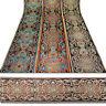 5M Retro Floral Silk Fringe Jacquard Ribbon Braid Trim DIY Curtain Fabric Decor
