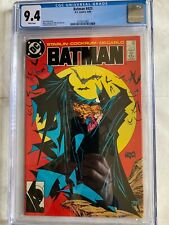 Batman #423 CGC 9.4, McFarlane cover