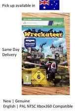 Xbox 360 game : Kinect Wreckateer Full Game Download Card ! pickup avail !