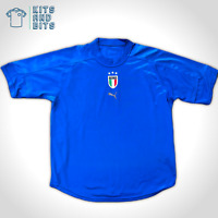 Italy National Team Puma 2004/05 Home Jersey, Size XL
