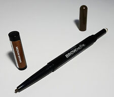 MAYBELLINE BROW SATIN Smoothing Duo - Brow Pencil & Filling Powder MEDIUM BROWN