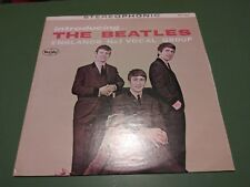 Introducing the Beatles - Englands No.1 Vocal Group Vee-Jay SR-1062 Type 1 Vinyl