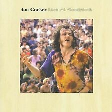 Joe Cocker - Live at Woodstock Cd Like New
