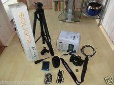 Canon EOS 600d/Rebel t3i, incl. EF-S 18-135 is objetivamente, ovp&neu, 2j. garantía