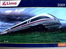 Catalogo LIMA in scala HO 2009 - ITA ENG DEU FRA -  [TR.24]