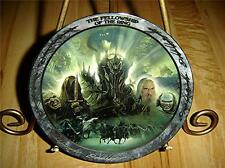 THE LORD OF THE RINGS The Fellowship of the Ring WITCH KING Bradford Plate