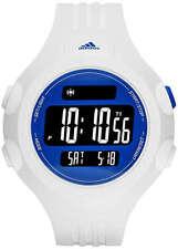 Men's White Adidas Performance Questra Chronograph Watch ADP3140