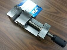"3""x8-1/2""  Screw type Tool Maker's Precision vise w. Screw VISE #705-300- NEW"