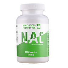 NAC - 600mg per serving (120 servings)
