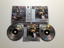 Command & Conquer  (UK PAL, CIB) - Sony PlayStation 1 / PS1 / PSX